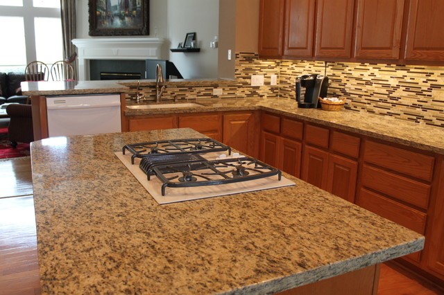 Backsplash For Santa Cecilia Granite Countertop Concept Santa Cecilia Classic  Concept Granite & Marble