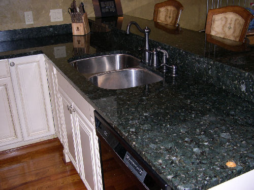 Verde Butterfly Concept Granite Marble